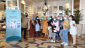 Hari Perawat Nasional, The 101 Bogor dan Pemkot Bogor Berkolaborasi Mengapresiasi 101 Para Tenaga Medis