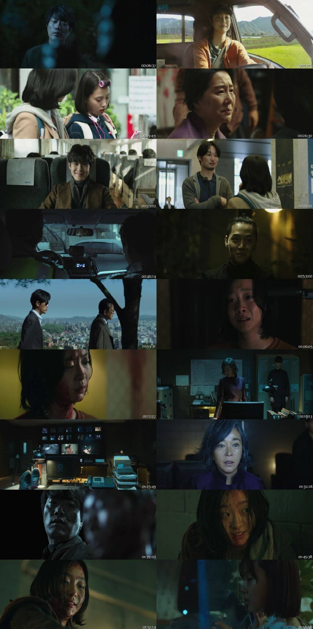 Screen Shot Of The Witch: Part 1 - The Subversion 2018 300MB Full Movie Hindi Dubbed Free Download 720P BRRip HEVC