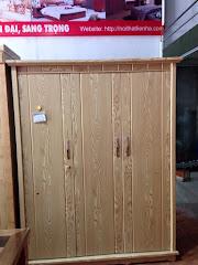 Tủ quần áo gỗ MS-211