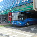 Mercedes integro van Arriva / Qliner met lijn 315 naar Groningen CS busstation
