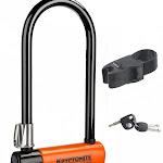 Zapięcie typu U-lock (kłódka szeklowa)