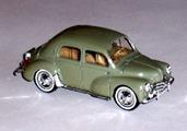 4537 Renault 4 CV 1954
