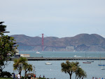 Golden Gate in the distance