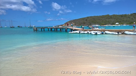 Spiaggia di Road Bay - Anguilla