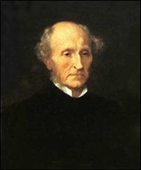 J Stuart Mill