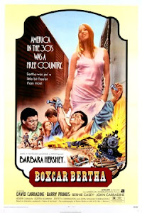 Boxcar Bertha Poster