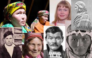 представитель финно угорского народа