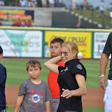Clearwater Threshers Motorcycle Night