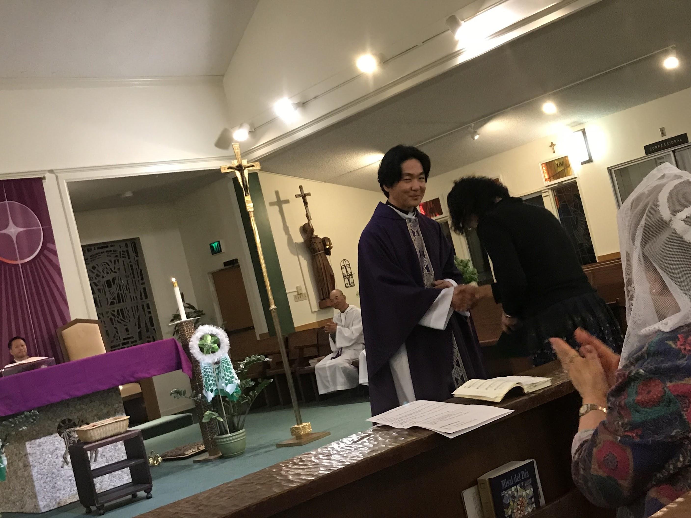 북가주 몬트레이 천주교 한인 공동체 - 성령기도회 발족 (2017.12.16)