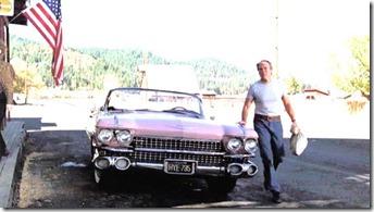 Cadillac série 62 Pink Cadillac