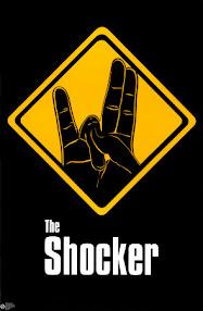 Cover of Brad P's Book The Shocker