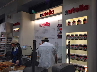nutella bar eataly