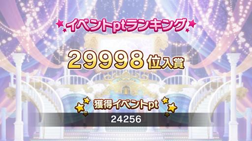 29998位。キリ番逃した!!