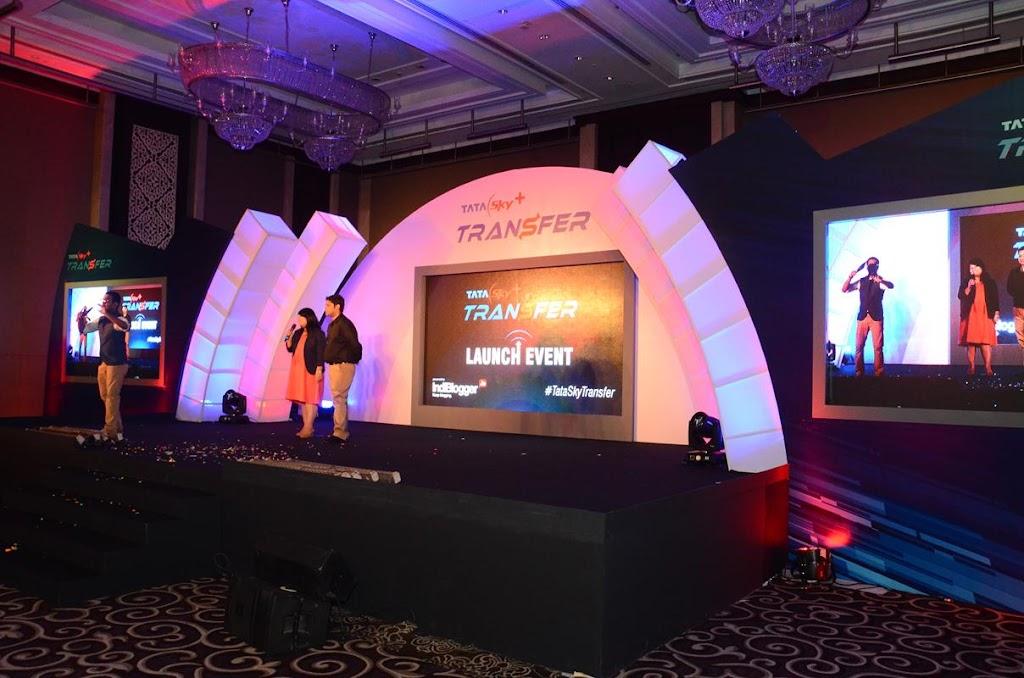 Tata Sky Transfer Product Launch Event - Hotel Paladium 12