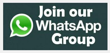 Whatsapp group now open. Join now.