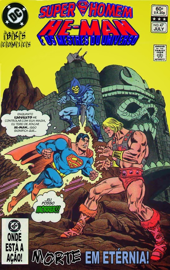 Superman & He-Man