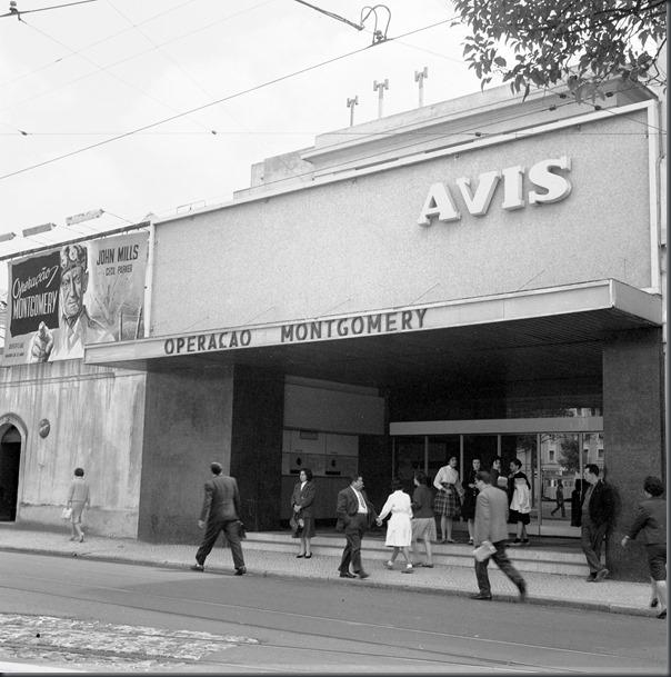 Restos de Colecção: Cinema Avis