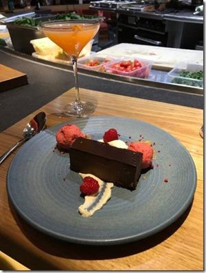 chocolate-tart-and-refreshing