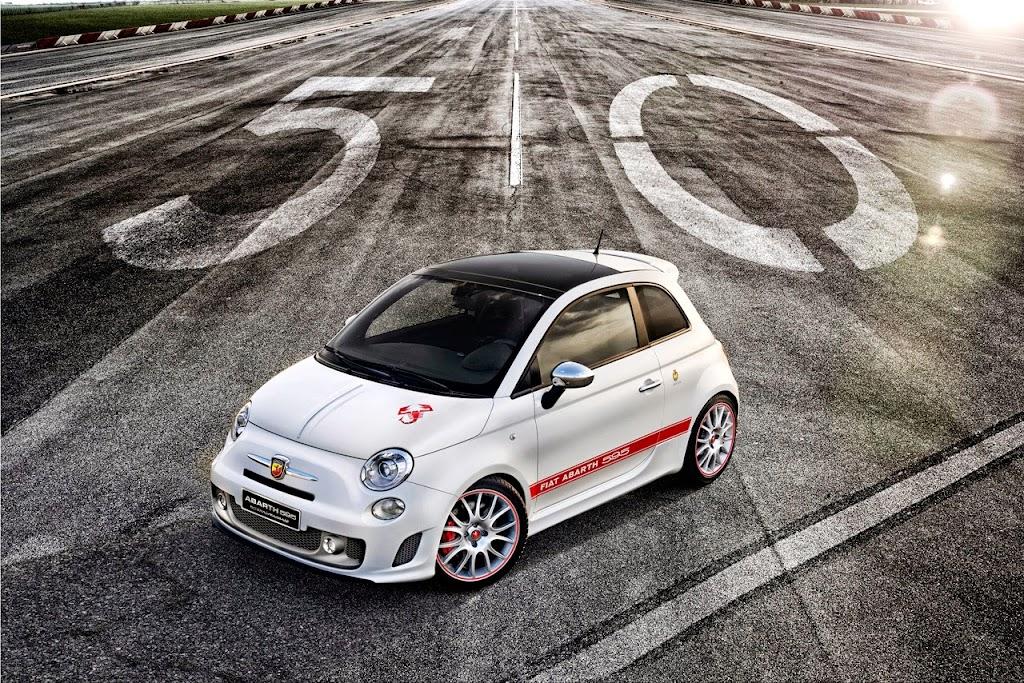 Fiat Abarth 595 50th Anniversary Edition 1
