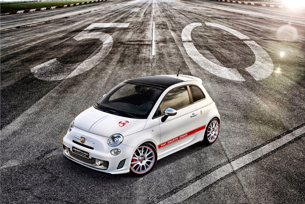 Fiat Abarth 595 50th Anniversary Edition 1