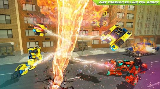 Robot tornado transform Shooting games 2020 2
