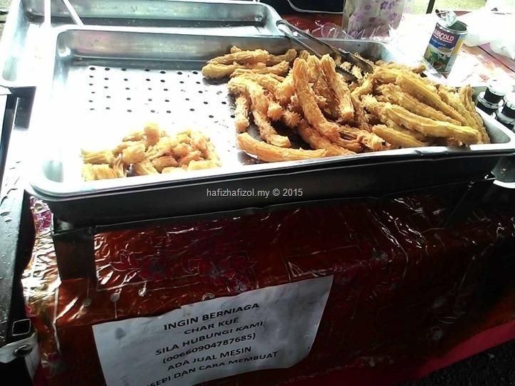 Pesta Makanan Thai @ Dataran Shahbandar,Kuala Terengganu