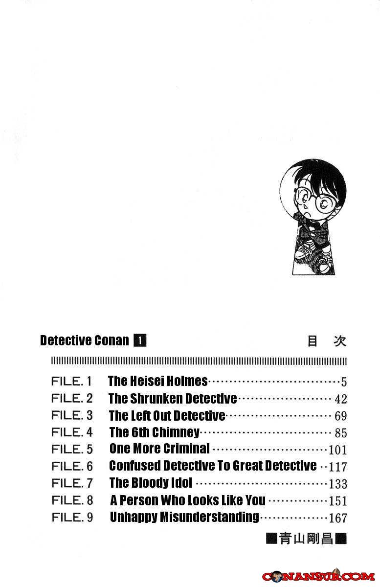 cn 002, Thám tử lừng danh Conan chap 1    NarutoSub