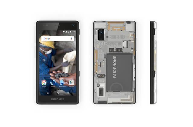 Fairphone 2, el smartphone de comercio justo