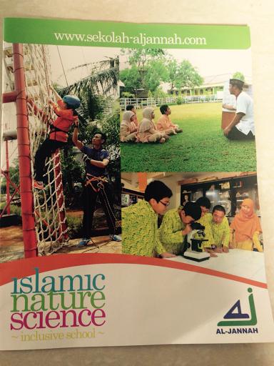 Bunda Triple-A: Sekolah Al Jannah Cibubur : Review