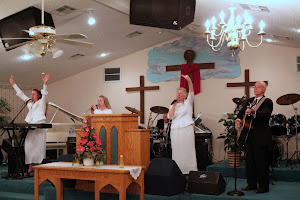 Bringing the praise on for Jesus!!!