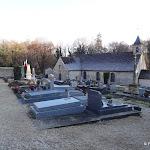 Eglise Saint-Férréol et cimetière