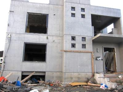 2011年3月27日 南三陸町の様子
