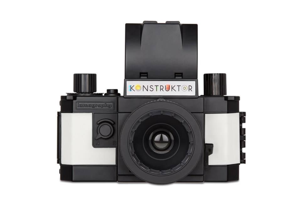 *DIY相機全新登場:自己動手組裝屬於你的Konstruktor! 5