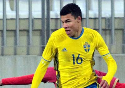 """Kiest rechtsachter voor Zweden, Anderlecht of Serie A? """"Ik sta zeker open voor een vertrek naar buitenland"""""""