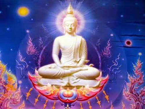 Buddhist Extraterrestrials In Space Sutra