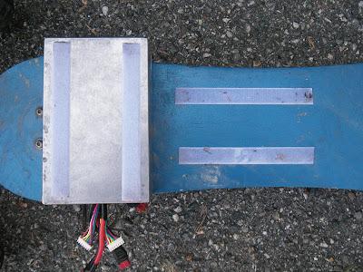 9 - Alimentation du mountainboard électrique par batterie lithium Batterie_1