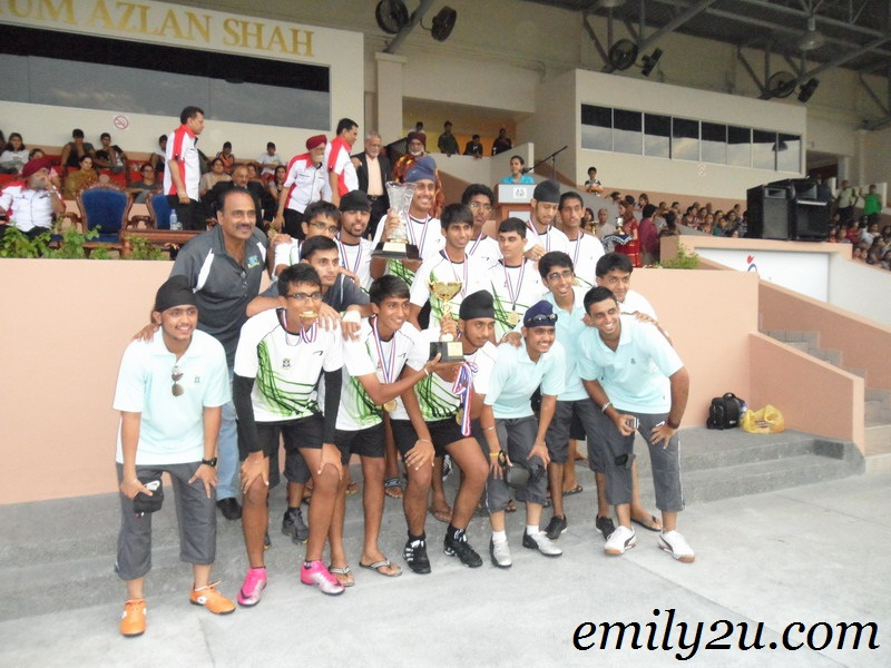 60th Gurdwara Cup 2011