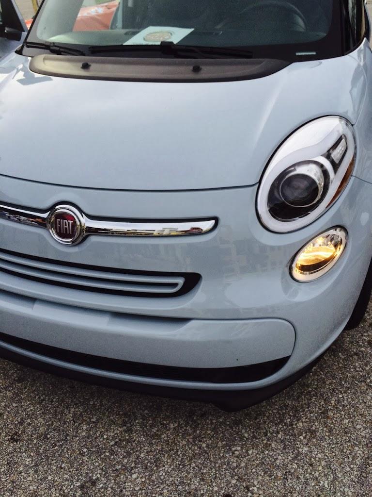 2014 Fiat 500L 1