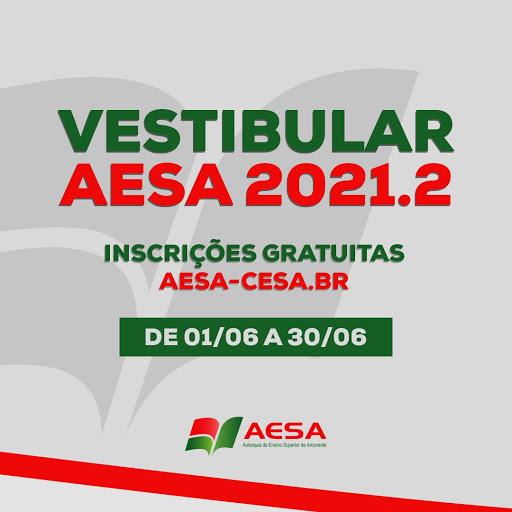 Vestibular da AESA 2021.2