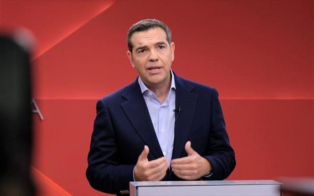 Αλέξης Τσίπρας: Ανάγκη για ένα νέο κοινωνικό συμβόλαιο για μια δημοκρατική και βιώσιμη Ευρώπη