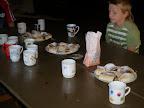 Královská snídaně v podání Pětky
