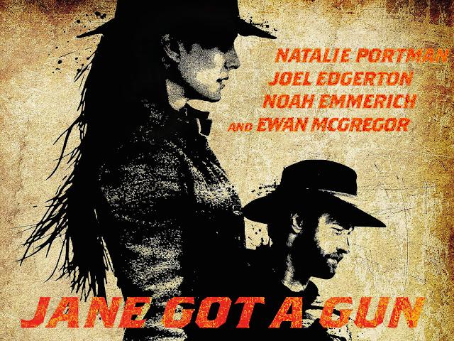 Η Τζέιν Πήρε Το Όπλο Της (Jane Got a Gun) Wallpaper