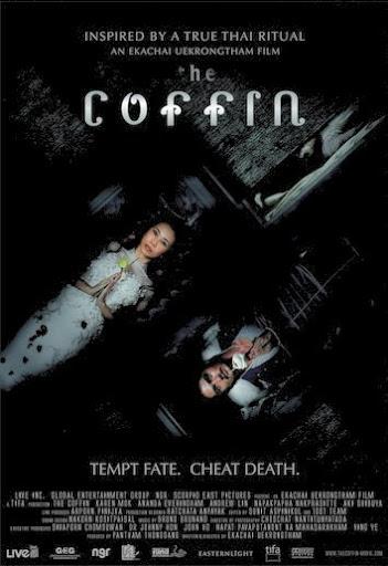The Coffin - Quan tài ngải ám