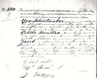 Schuitmaker, Jacob Geboorteake 27-02-1867.jpg