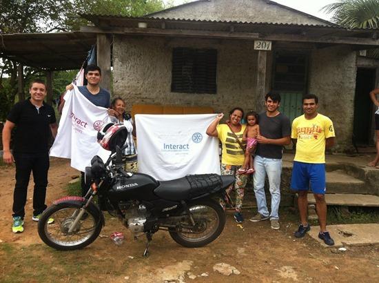 doações interact club natal 2