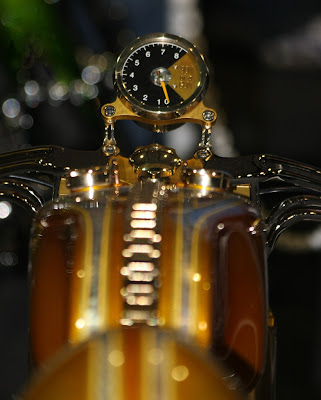 bling custom motorcycle
