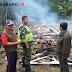 Api Lalap Rumah dan Vixion di Purabaya Sukabumi