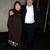 WWW.ENTSIMAGES.COM -   Isla Blair and Julian Glover  at        One Night Only - charity event at The Ivy, 1-5 West Street, London December 1st 2013                                               Photo Mobis Photos/OIC 0203 174 1069