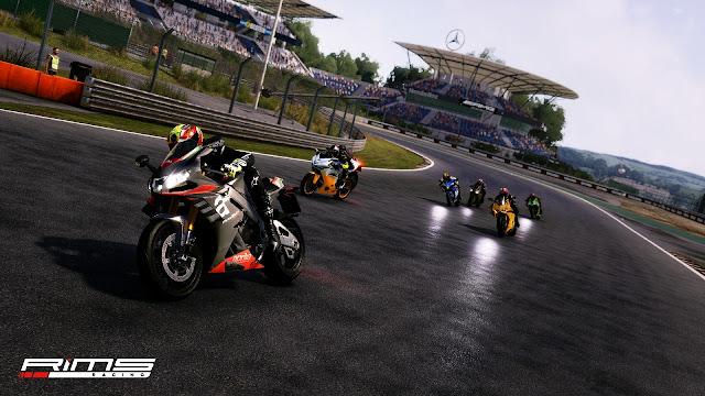 jeu de moto HD