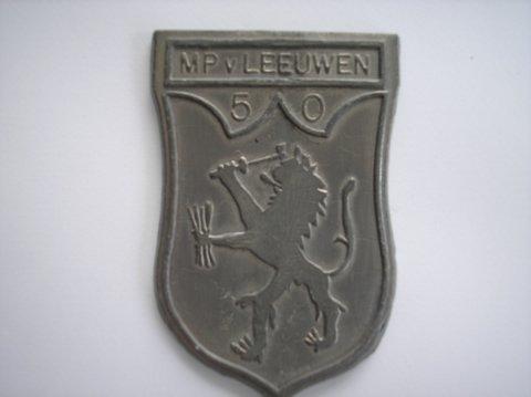 Naam: MP van LeeuwenPlaats: VoorburgJaartal: 1992